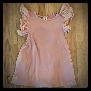Pink Stem dress size 4